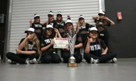 Sukces grupy TMS ze Studia Tańca Step Art Kliknięcie w obrazek spowoduje wyświetlenie jego powiększenia