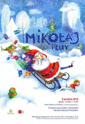 Mikołaj i elfy Kliknięcie w obrazek spowoduje wyświetlenie jego powiększenia